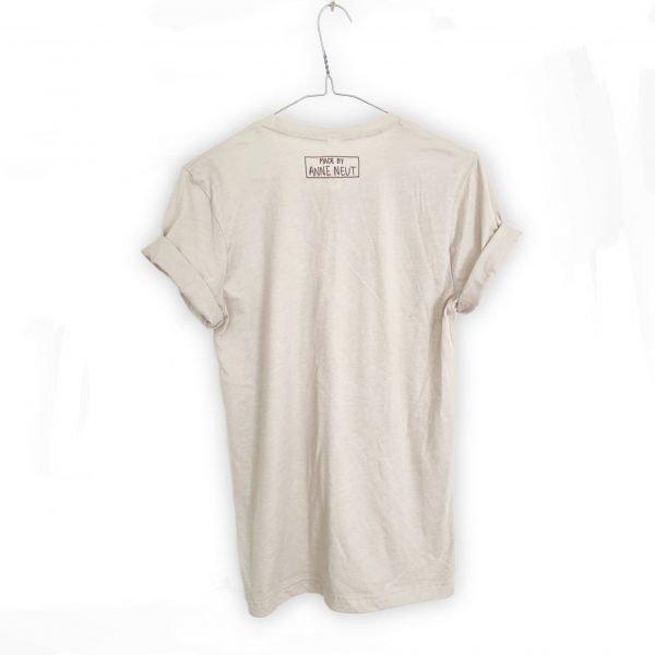 unisex shirt intellectuleeuw