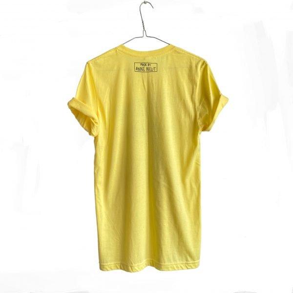 unisex shirt wie ben jij nou