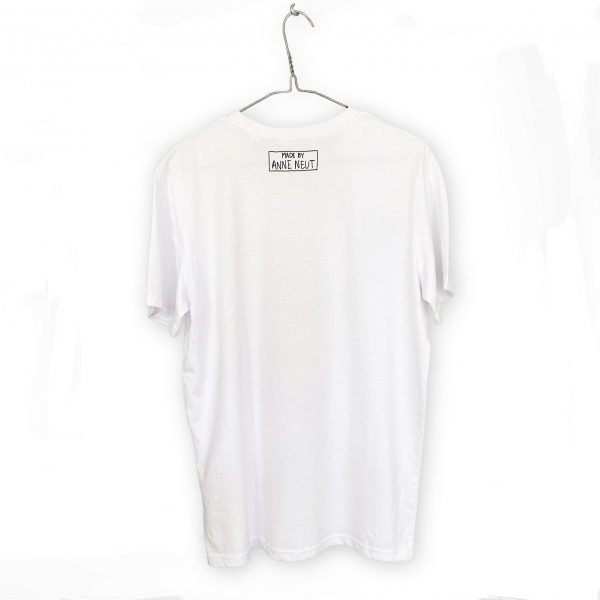 unisex shirt forever pindakaas
